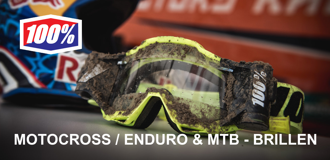 MOTO-CROSS, Enduro & MTB Brillen