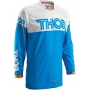 Thor Phase Jersey Hyperion Blue/White