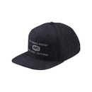 100% Snapback Cap Broomley herringbone