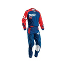 Thor Kinder MX Combo Jersey + Hose Phase Ramble Navy/Red...