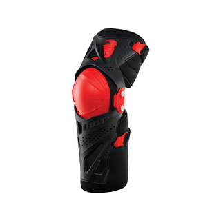 Thor Kinder Knieprotektor mit Gelenk Force XP Youth Red