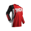 Thor MX Jersey Pulse Aktiv Red/Black