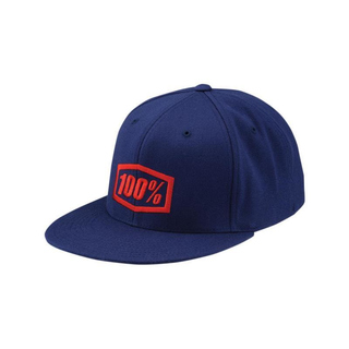 100% Flexfit Cap Essential Blue