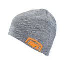 100% Beanie Essential Charcoal Heather