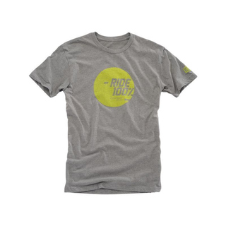 100% T-Shirt Shine Heather Grey
