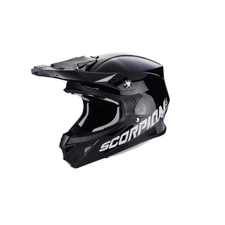 Scorpion Exo Helm VX-21 AIR Solid Glossy Schwarz