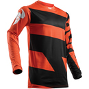 Thor MX-Jersey Pulse Level 2018 Red Orange/ Black