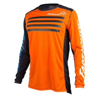 Fasthouse Cross Jersey Staple orange