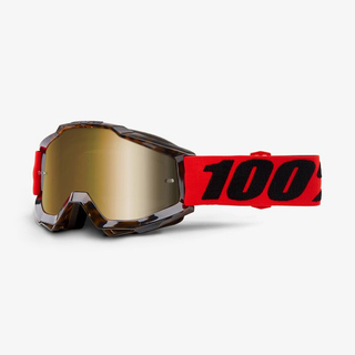 100% Crossbrille Accuri Vendome gold verspiegelt