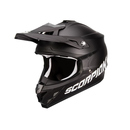 Scorpion Exo Helm VX-15 EVO AIR Solid Matte Black