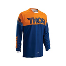 Thor Kinder MX Jersey Phase Hyperion Navy/Orange