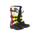 Alpinestars Tech 5 Stiefel Black/Red/Neon Yellow