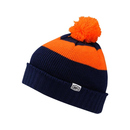 100% Beanie Scrambler Navy/Orange